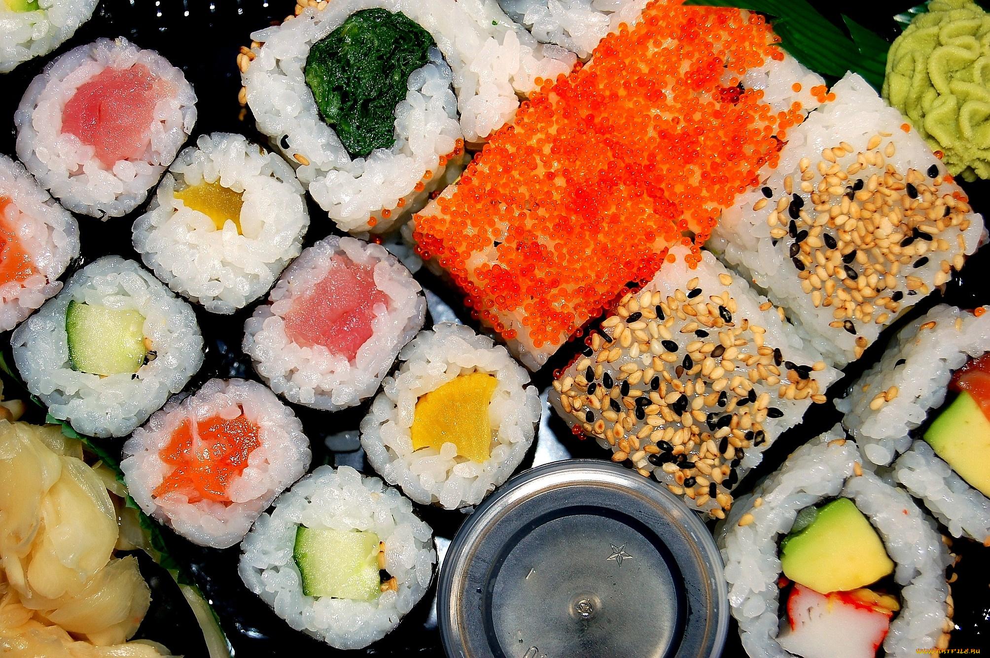 Суши без смс