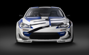 Картинка scion fr race car 2012 автомобили