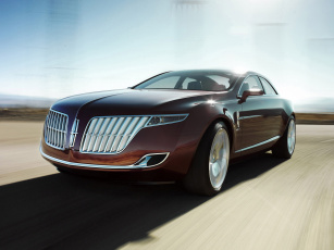 обоя lincoln mkr concept 2007, автомобили, lincoln, 2007, concept, mkr