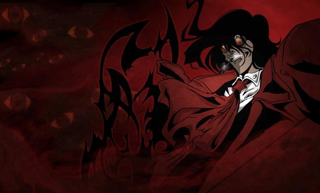 аниме вампиры на рабочий стол