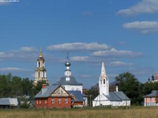 Картинка суздаль владимирская область города православные церкви монастыри