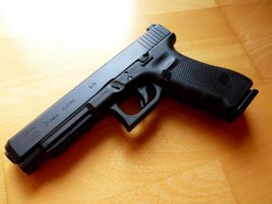 обоя glock 34 gen4, оружие, пистолеты, ствол