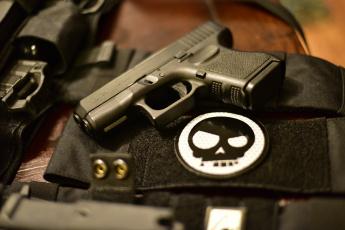 обоя glock 26 v2, оружие, пистолеты, ствол
