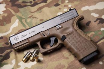 обоя glock 23 gen 4, оружие, пистолеты, ствол