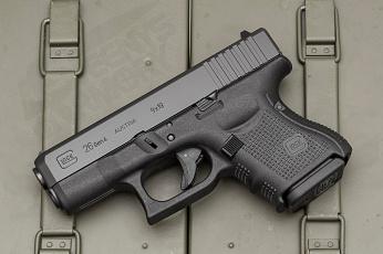 обоя glock 26 gen 4, оружие, пистолеты, ствол