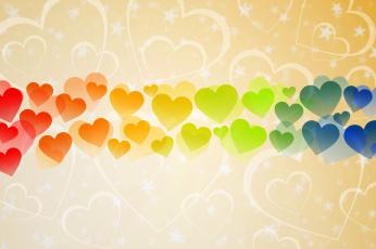 Картинка праздничные день+святого+валентина +сердечки +любовь фон сердечки