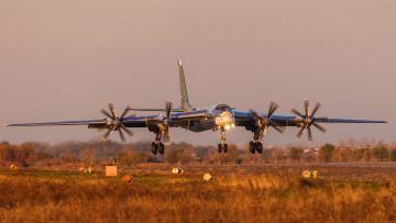 обоя авиация, боевые самолёты, ту-95