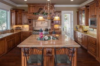 обоя интерьер, столовая, стиль, дерево, мебель, люстра, кухня, декор, дизайн