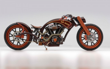 обоя мотоциклы, customs, custom, bike, bobber