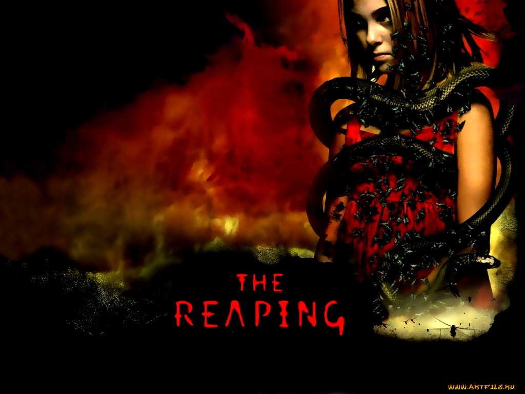 the reaping Violent thriller has dark religious themes read common sense media's the reaping review, age rating, and parents guide.