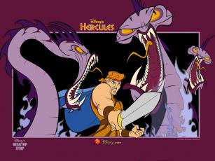 обоя мультфильмы, hercules