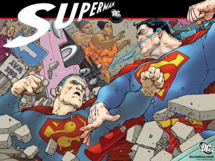 обоя all, star, superman, рисованные, комиксы