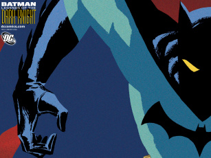 обоя batman, legends, of, the, dark, knight, рисованные, комиксы