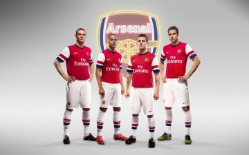 Картинка спорт футбол арсенал канониры эмблема