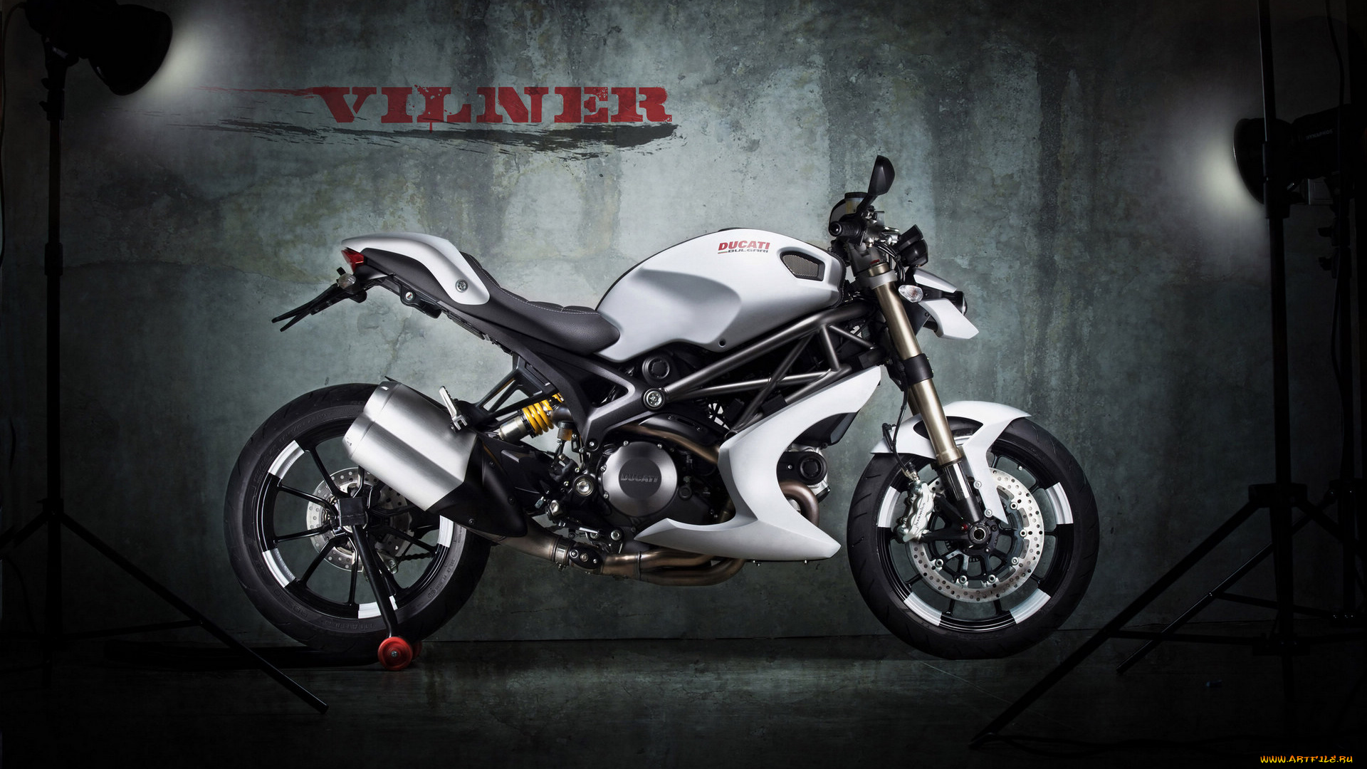 ducati monster 1100 evo мотоцикл анонимно