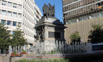 Картинка города -+памятники +скульптуры +арт-объекты скульптура
