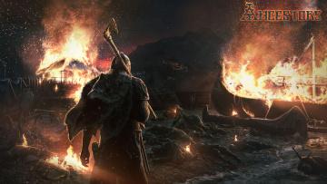 обоя ancestors, видео игры, action, стратегия, тактика