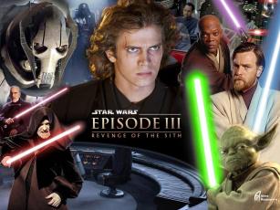 обоя звездные, войны, эпизод, месть, ситхов, кино, фильмы, star, wars, episode, iii, revenge, of, the, sith