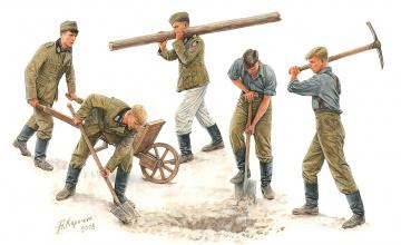 Картинка рисованные армия немецкие солдаты вторая мировая война художник андрей каращук