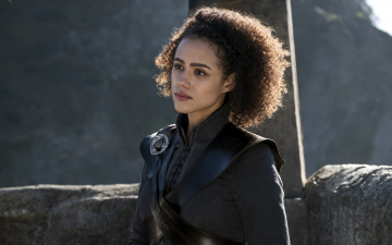 обоя кино фильмы, game of thrones , сериал, missandei, nathalie, emmanuel