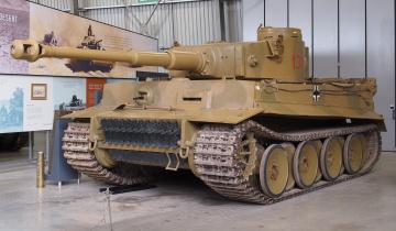 Картинка tiger+131 техника военная+техника бронетехника танк