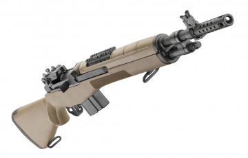 обоя оружие, винтовкиружьямушкетывинчестеры, полуавтоматическая, m1a, springfield, винтовка