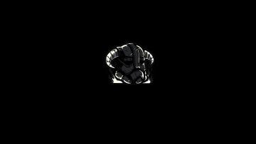 обоя рисованное, минимализм, stormtrooper, викинг, star, wars, звездные, войны, шлем