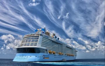 обоя anthem of the seas, корабли, лайнеры, круиз, лайнер