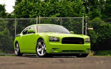 Dodge зеленый загрузить
