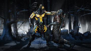 Картинка видео+игры mortal+kombat+x scorpion kotal