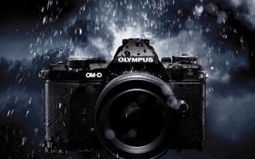 обоя бренды, olympus, camera, 40, mp, multi-exposure, mode, om-d, e-m5, ii, 16mp