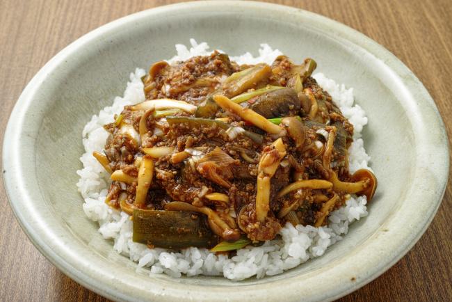 Рис с лесными грибами рецепт пошагово