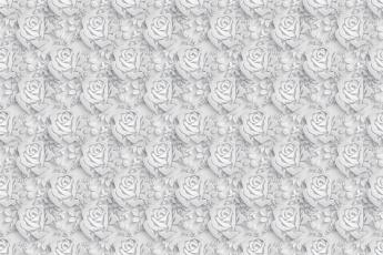 обоя векторная графика, цветы , flowers, объем, цветы, розы