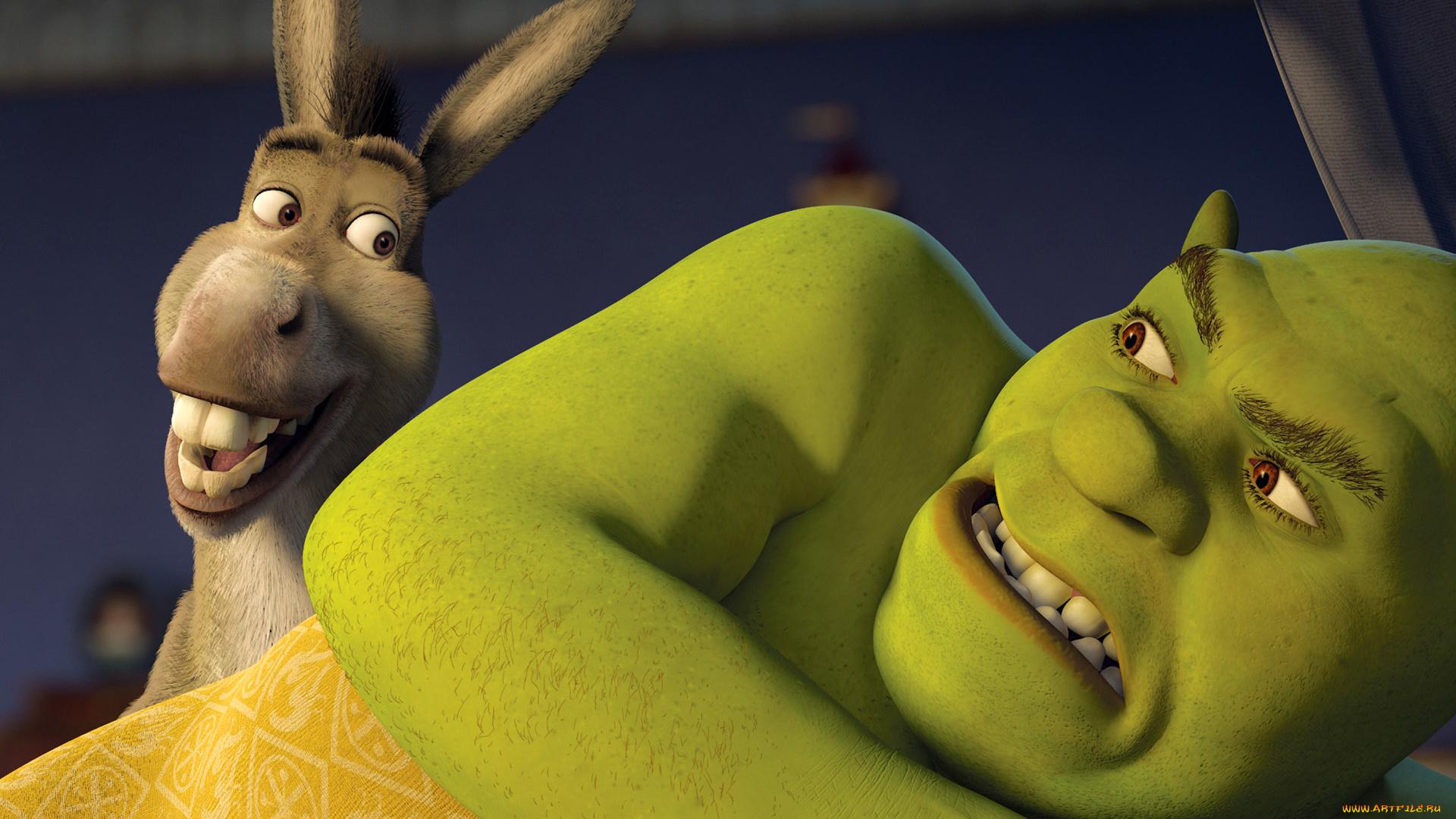 Shrek nhenta naked image