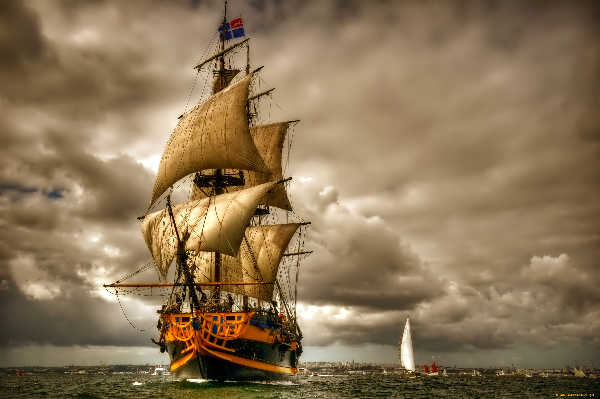 Картинки кораблей