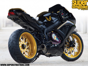 Картинка 2008 suzuki gsx r750 мотоциклы customs
