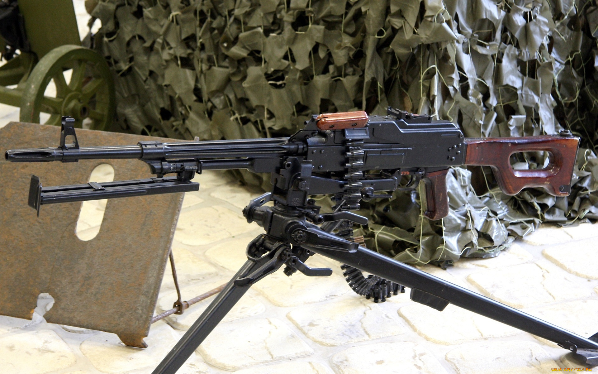 оружие печенег пулемет weapons Pecheneg gun бесплатно
