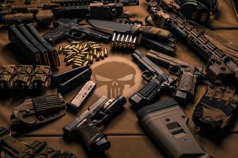 обоя оружие, арсенал