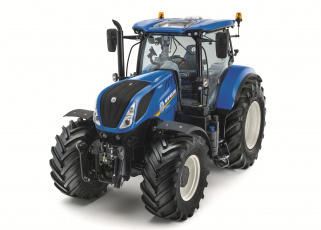 Картинка техника тракторы new holland
