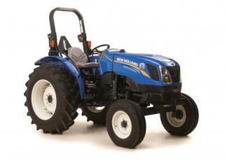 Картинка техника тракторы new holland