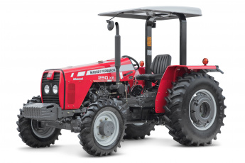 Картинка техника тракторы massey ferguson