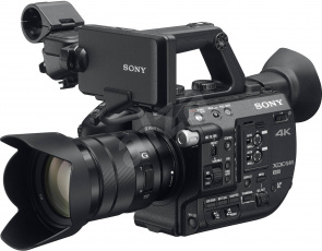 обоя sony, бренды, видеокамера