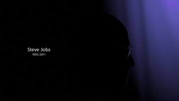 Картинка steve jobs мужчины apple фон