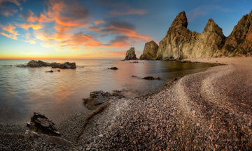 обоя природа, побережье, сорокин, алексей, проф, фото, дальний, восток