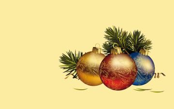 обоя праздничные, шары