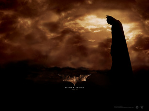 обоя batman, begins, кино, фильмы