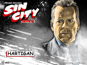 обоя bruce, willis, as, hartigan, кино, фильмы, sin, city