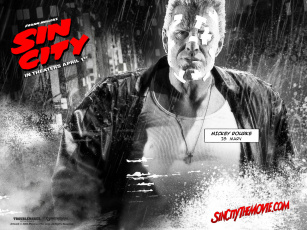 обоя mickey, rourke, as, marv, кино, фильмы, sin, city