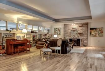 обоя интерьер, холлы,  лестницы,  корридоры, комната, мебель