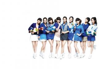 обоя музыка, girls generation , snsd, взгляд, k-pop, корея, поп, девушки, молодежный, данс-поп, электро-поп, бабблгам-поп, фон